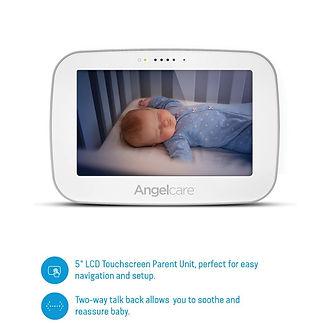 Angelcare AC510 Monitor videa