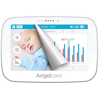 Angelcare AC517 Monitor pohybu videa a zvuku
