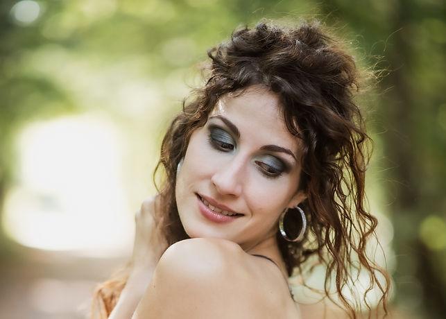 Laura Baudelet - Portrait
