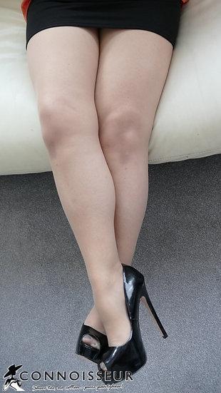 15 Denier Semi Gloss Nude