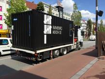 Container Art Projekt - bildog