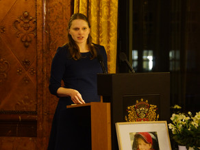 3. Gedenkveranstaltung für Yagmur im Hamburger Rathaus