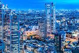 Night view of Tokyo seen from Shinjuku s