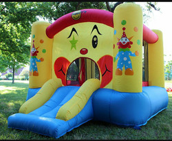 inflable payaso