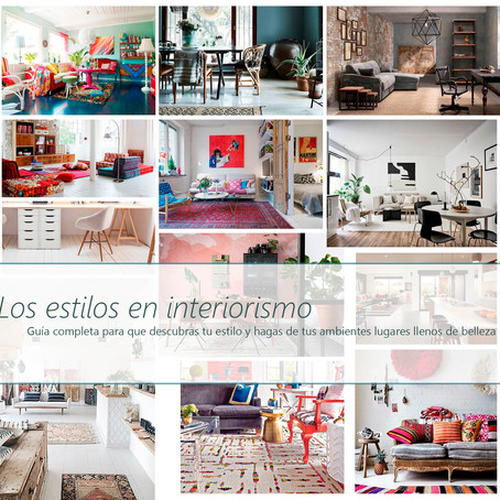 Los estilos en interiorismo.
