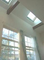トップライト 天窓 上下窓 格子