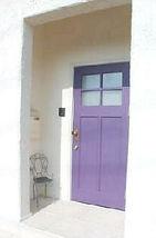 岡山市 パープル 紫 フレンチ