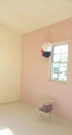 ペンキ塗り ピンク 好きな部屋