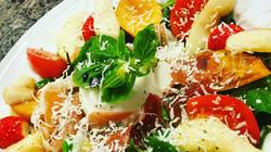 ブラッティーナのフルーツサラダ