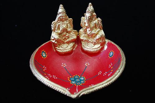 Lakshmi & Ganesh Diva