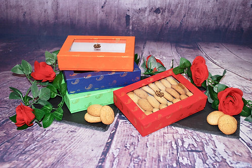 Nankhatai in a Box - 24 pcs