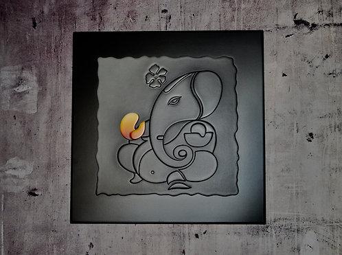 Contemporary Ganesh Wall Art