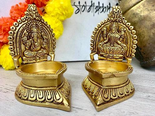 Ganesh and Laxmi Diva