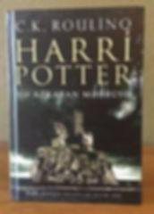 Harry Potter Book 2 in Azerbaijani