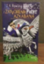 Bosnian Harry Potter Book 3  Prisoner of Azkaban Harry Potter i zatvorenik Azkabana