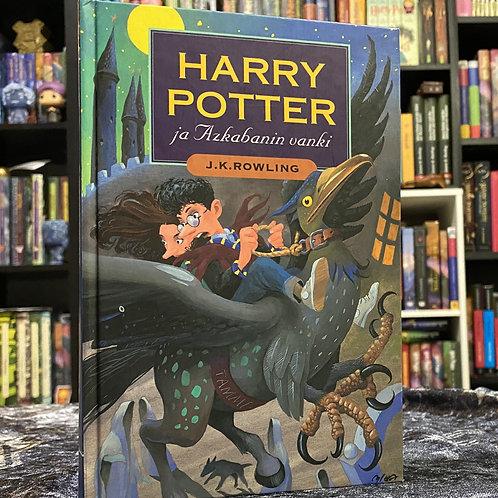 Finnish Translation, Harry Potter and the Prisoner of Azkaban