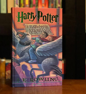Croatian Harry Potter Book 3