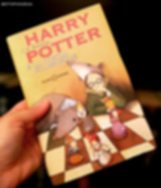Hear the Italian translation of Harry Potter and the Philosopher's Stone; Harry Potter e la Pietra Filosofale