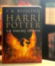 Harry Potter Book 5 in Azerbaijani