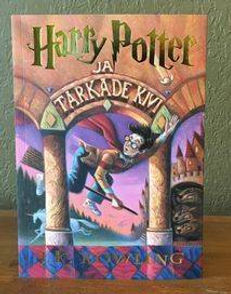 Harry Potter 1st Edition Softcover Philosopher's Stone Book 1