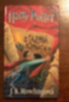 Harry Potter Czech Chamber of Secrets Book 2