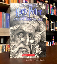 20th Anniversary Edition of Harry Potter an the Half-Blood Prince
