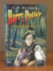Harry Potter 1st Edition, 1st Print Hungarian Philosopher's Stone Harry Potter és a bölcsek köve