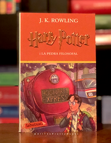 Harry Potter Book 1 in Catalan, Softcover
