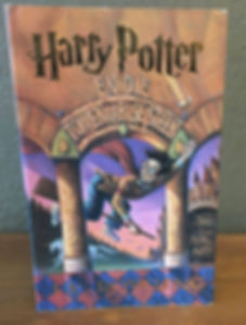 Harry Potter Read in Afrikaans