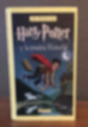Later Print Spanish Harry Potter Book 1