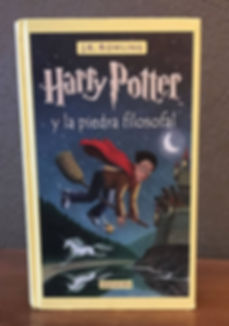 Late Print Spanish Harry Potter Book 1