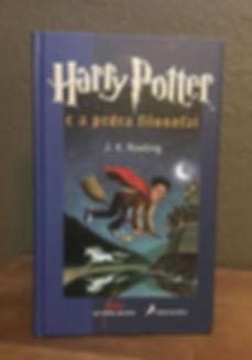 Galician Harry Potter Book 1