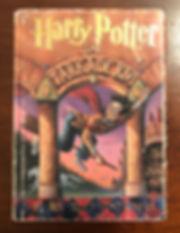 Harry Potter Estonian 1st Edition Hardcover Philosopher's Stone Book 1