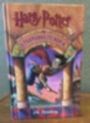 Harry Potter Book 1 Hardcover  in Faroese