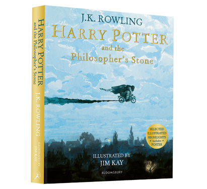 Softcover Illustrated Philosopher's Stone Edition