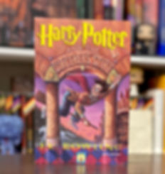 Filipino Harry Potter and the Sorcerer's Stone translation from the Philippines.