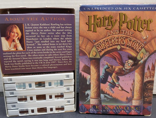 Harry Potter Audiobooks: the hidden side of the Harry Potter universe