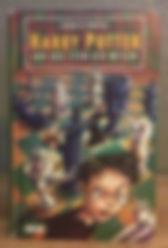 Harry Potter German 1st Edition 1st Print Premovie Philosopher's Stone Der Stein Der Weisen Book 1