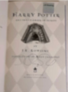 Around Christmas 2018 fake JK Rowling signtures began showing up with fake JK Rowling holograms on ebay. The listings were taken down quickly afte being put up.