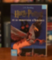 Harry Potter French 2nd Edition Prisoner of Azkaban Book 3