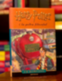 Harry Potter Book 1 in Catalan