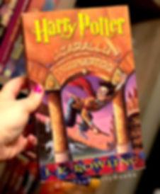 Hear Harry Potter and the Philosopher's Stone read in Greenlandic Kalaallisut