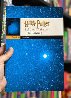 Catalan Translation Harry Potter and the Prisoner of Azkaban i el pres d'Azkaban