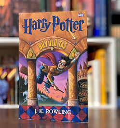 1st Turkish Harry Potter translation of Harry Potter and the Philosopher's Stone, Harry Potter (ve) Büyülü Taş