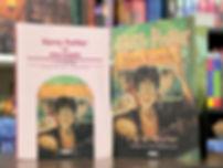 Turkish translation of Harry Potter and the Goblet of Fire,  Harry Potter ve Ateş Kadehi