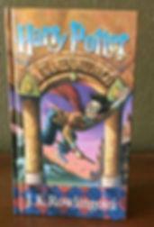 Harry Potter Czech 3rd Edition Philosopher's Stone Book 1