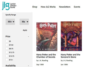 Harry Potter and the (Junior Library Guild) Harry Potter and the Chamber of Secrets?