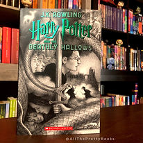 20th Anniversary Edition of Harry Potter and the Deathly Hallows
