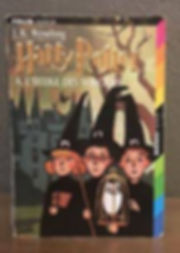 Harry Potter French Later Print Philosopher's Stone Ecole des Sorciers Book 1