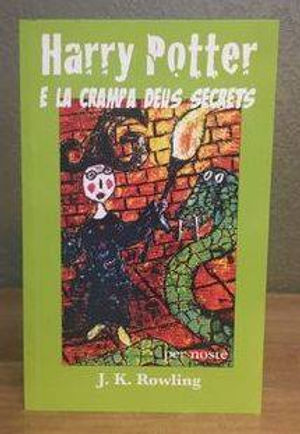 Harry Potter Occitan Chamber of Secrets Book 2